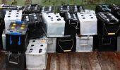 Charge des batteries au gel - voici comment