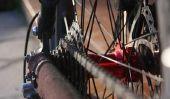Vélo - attendre freins à disque correctement