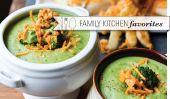 Famille de cuisine Recettes préférées: Brocoli