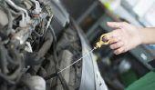La consommation d'huile dans une voiture - Appliquer