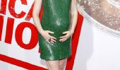 Alyson Hannigan Hits the Red Carpet Présentant un Big Baby Bump dans une robe sexy (du PHOTOS)