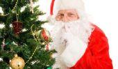 Coudre costume lui-même - Santa Claus