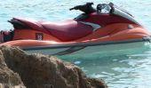 Jetski sur le lac de Garde aller - conseils d'initiés sur l'eau
