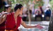 Visitez monastère bouddhiste en Allemagne - afin de travailler le jour férié