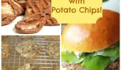 7 Plats à Faire avec Chips de pommes de terre!