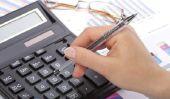 Le travail de 400 euros bien indiquer quand la déclaration d'impôt - Instructions
