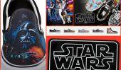 Chaussures d'été pour le Star Wars Skate Set