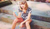 Aujourd'hui Taylor Swift impressionante nous a rappelé qu'elle est le patron