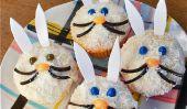 7 mignon lapin de Pâques Sweet Treats