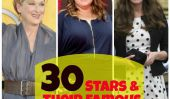 30 surprenants Relations célébrité!  Saviez-vous qu'ils étaient liés?