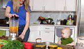 Top 10 des meilleures applications de cuisine pour les mamans de travail