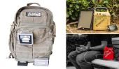 Power System Portable: Powerbag Back Pack