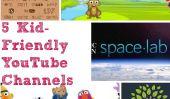 5 Kid-Friendly YouTube Chaînes à éviter Summertime Lapse