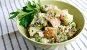 Le New Classic Potato Salad: Rapide, frais et moderne