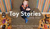 Histoires de jouets: les enfants du monde entier posent avec leurs jouets préférés [__gVirt_NP_NN_NNPS