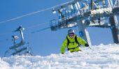 Coupe du Monde de ski alpin - qui est nécessaire pour observer un skieur de slalom
