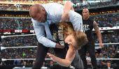 Ronda Rousey à WrestleMania 32: Dana White UFC dit «non», mais la WWE ne pas abandonner [Visualisez]