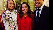 Kelly Ripa attrape Fille de l'adolescence sur Instagram: 'Live With Michael et Kelly' Host raconte l'ami de Lola Pas de Wendy Williams Elle