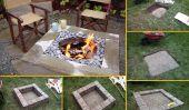 Comment construire un Fire Pit Place