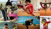 École des sports chinois: la formation ou la torture?