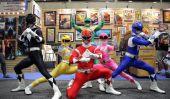 «Power Rangers» Film & Spoilers Date de sortie: Concept Art de New Zord Designs Fuite?