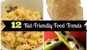 Vrai ou faux?  Lequel de ces 12 Accueille les enfants Foodie Trends Croyez-vous?