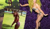 Madonna a provoqué sur Instagram avec burqa-Styling