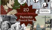 Ce ne sont pas vos moyens Bandes dessinées: 10 Graphic Novels parents devraient lire