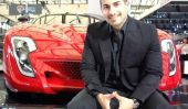 Top 10 voiture la plus célèbre concepteurs du monde entier