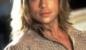 Le regard de Brad Pitt: les coiffures et les barbes de 25 années