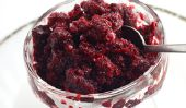 Comme Homemade Barbotines Seulement Mieux: Granitas Blackberry