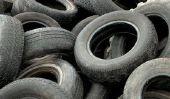 Éliminer des pneus - comme vous le faites que