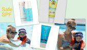 Les écrans solaires naturels pour bébé que la famille entière peut Utilisez