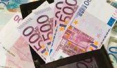 € 4500 brut - de sorte que les déductions à une tranche d'imposition fixés ensemble