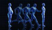 Une douleur au genou après le jogging - donc calmer le genou