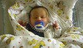 Souhaite apporter la naissance de l'enfant - un conseil de la sucette comme une belle idée de cadeau