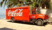 Fabrication Coca-Cola robe elle-même - comment cela fonctionne: