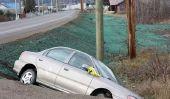 Donnez votre rapport d'accident - Comment formuler une lettre d'assurance