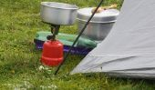 Liste de contrôle pour les tentes créer - si vous avez vraiment rien oublier