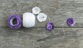 Crochet Bracelet - Instructions