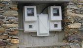 Peut calibrer les compteurs d'électricité - voici comment