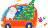Quel est le nom de Santa Claus au Danemark?