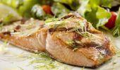 Top 10 des bienfaits du poisson