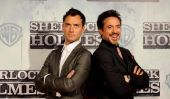 Les rumeurs 'Sherlock Holmes 3': Script dans les Travaux;  Robert Downey Jr. et Jude Law intéresse Reprenant Rôles