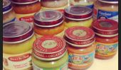 Une semaine Diaries Régime alimentaire: Restos Baby Food Made Me Go Gaga