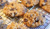 Appartement Cuisson: Comment faire des biscuits sur la cuisinière