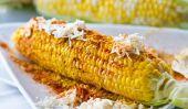 Maïs mexicain sur la Cob - Elote