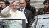 Pape Francis Nouvelles: leader Eglise catholique appelle à la fin de l'extrémisme islamiste, la paix entre musulmans et chrétiens Pendant la Turquie Visite