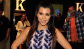 5 choses que nous avons appris en 10 minutes avec Kourtney Kardashian