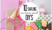 10 Darling, Ice Cream Social bricolage de